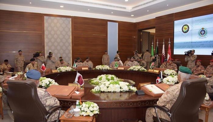 عاجل اجتماع استثنائي لرؤساء أركان دول مجلس التعاون في الرياض EF9l4HnXUAEemj6