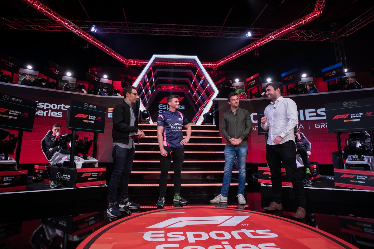 We ended the show in the best way possible: With a win! 🏆  Recap on what happened at Round 2 for the 2019 F1 Esports Series ⬇️  https://www.racingpointf1.com/news/2019-sportpesa-racing-point-f1-esports-team-event-2-report …  #MakeItCount #F1 #F1Esports