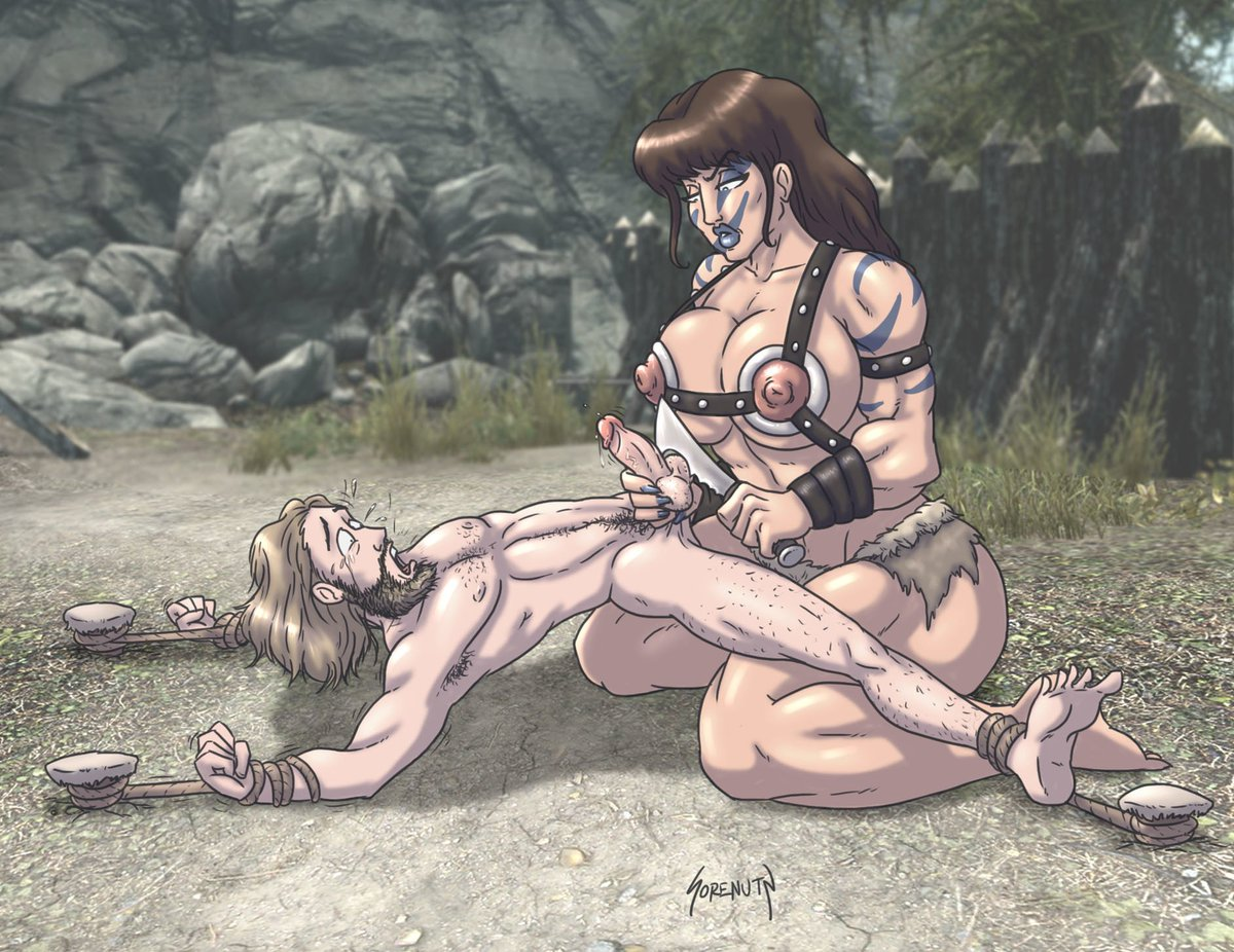 naked-femdom-barbarian-tube
