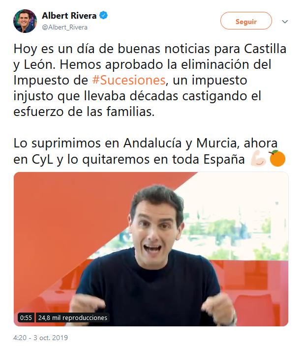 Os cuento lo que han hecho en Castilla y León en realidad [Hilo]