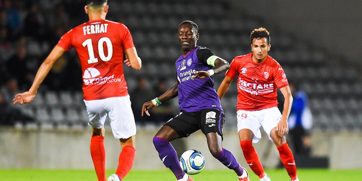TFC Nîmes Ligue 1 Foot
