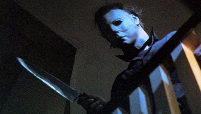 Happy Birthday to THE Michael Myers. Nick Castle.