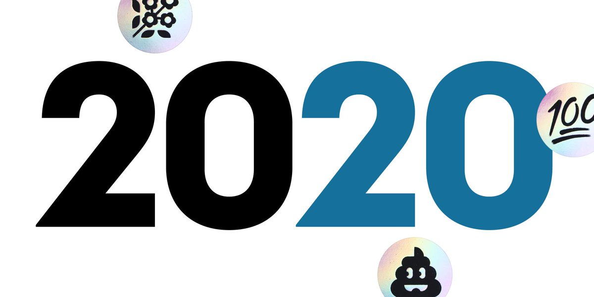 🙀 Friends, I could use your help — 2020 is coming in hot and Im working on the new edition of my emoji calendar. What holidays or new emoji would you like to see on the 2020 edition?