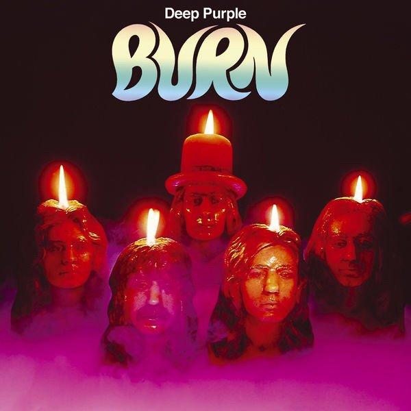 Burn from Burn by Deep Purple  Happy Birthday, David Coverdale