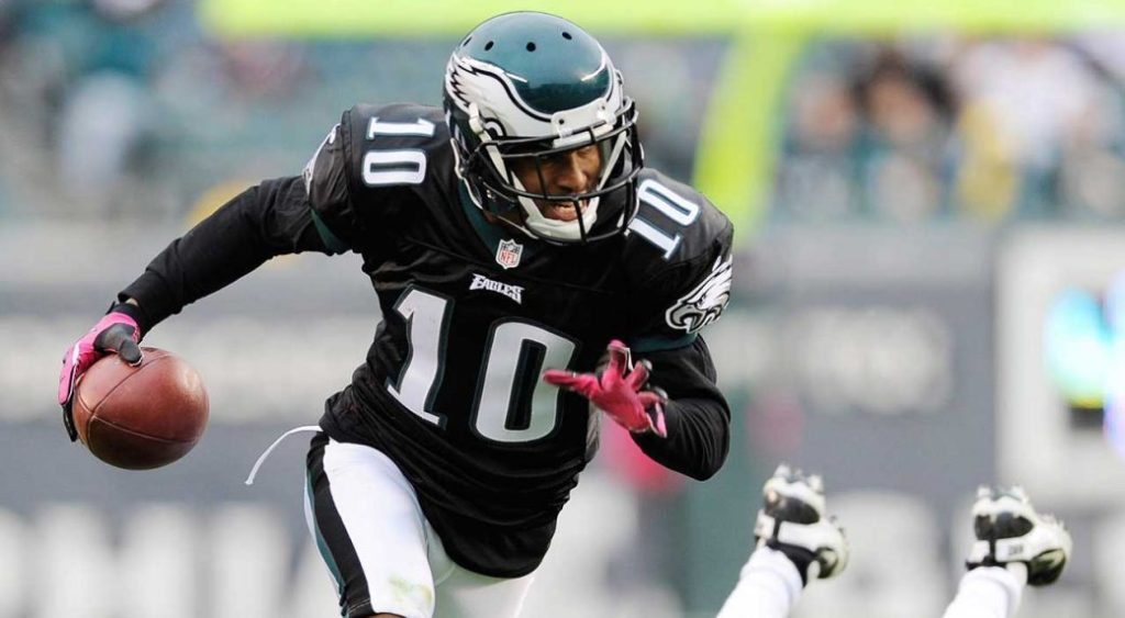 Philadelphia Eagles' DeSean Jackson Donates $30,000 To California Youth FootballTeam  http:// deseanjacksonsfoundation.org/2019/09/21/phi ladelphia-eagles-desean-jackson-donates-30000-to-california-youth-football-team/  … <br>http://pic.twitter.com/7KtQZhnjur