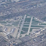 Image for the Tweet beginning: Learn how Chicago's airports are