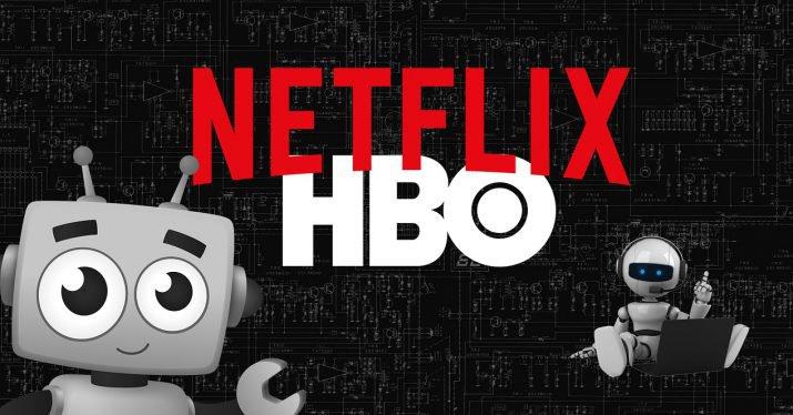 Las mejores series de robots y tecnología en Netflix y otras plataformas