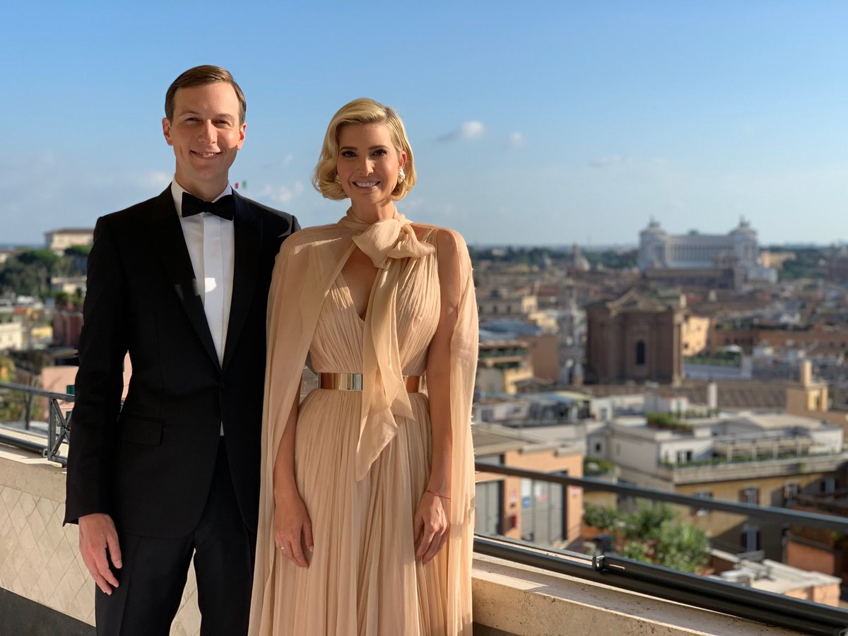 Ivanka Trump On Twitter When In Rome