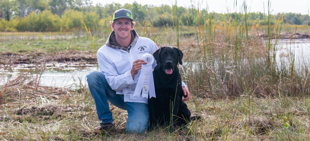 Placed 4th in the All-Aged Open Trial at Balmoral, Manitoba on Sept. long weekend!  #fieldtrials #workingdog <br>http://pic.twitter.com/oq3WuxoyOj