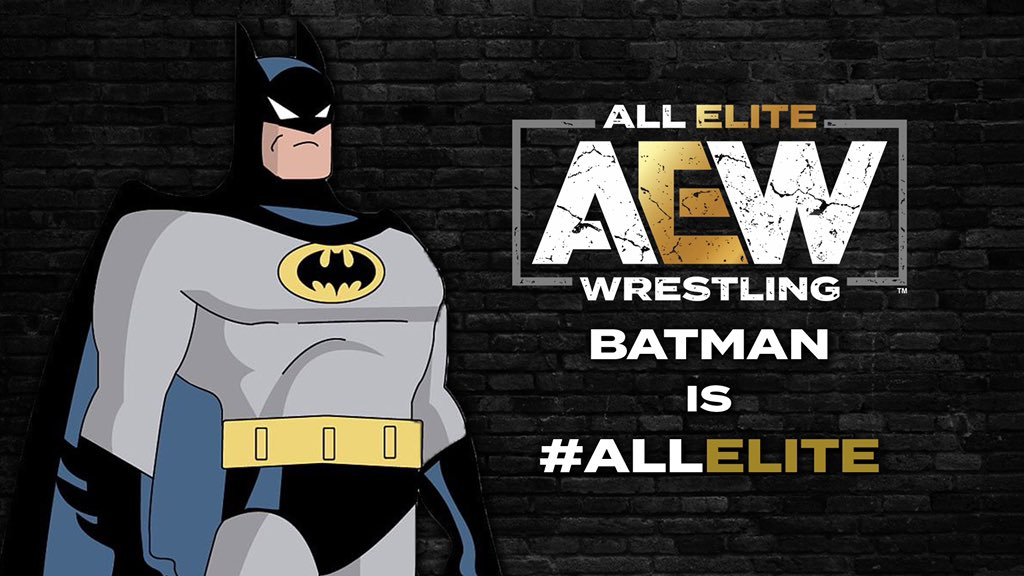 Jon Moxley And Chris Jericho Featured In First Images From New AEW - DC Comics Partnership