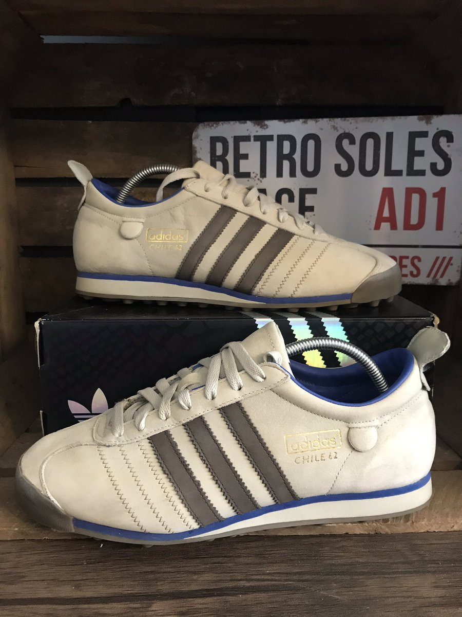 These have dropped and I didn't realise they came with OG Box #result #adidas #chile62 best purchase in a long while /// #adifamily #adiaddiction<br>http://pic.twitter.com/TF8vNJvpEQ