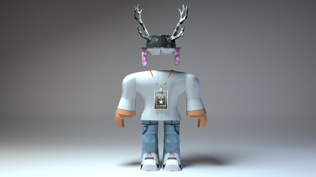 Ted On Twitter Doing A Roblox Avatar Render Giveaway For 10