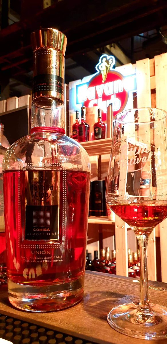 Space factory wine drinks