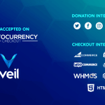Image for the Tweet beginning: $Veil is now available on