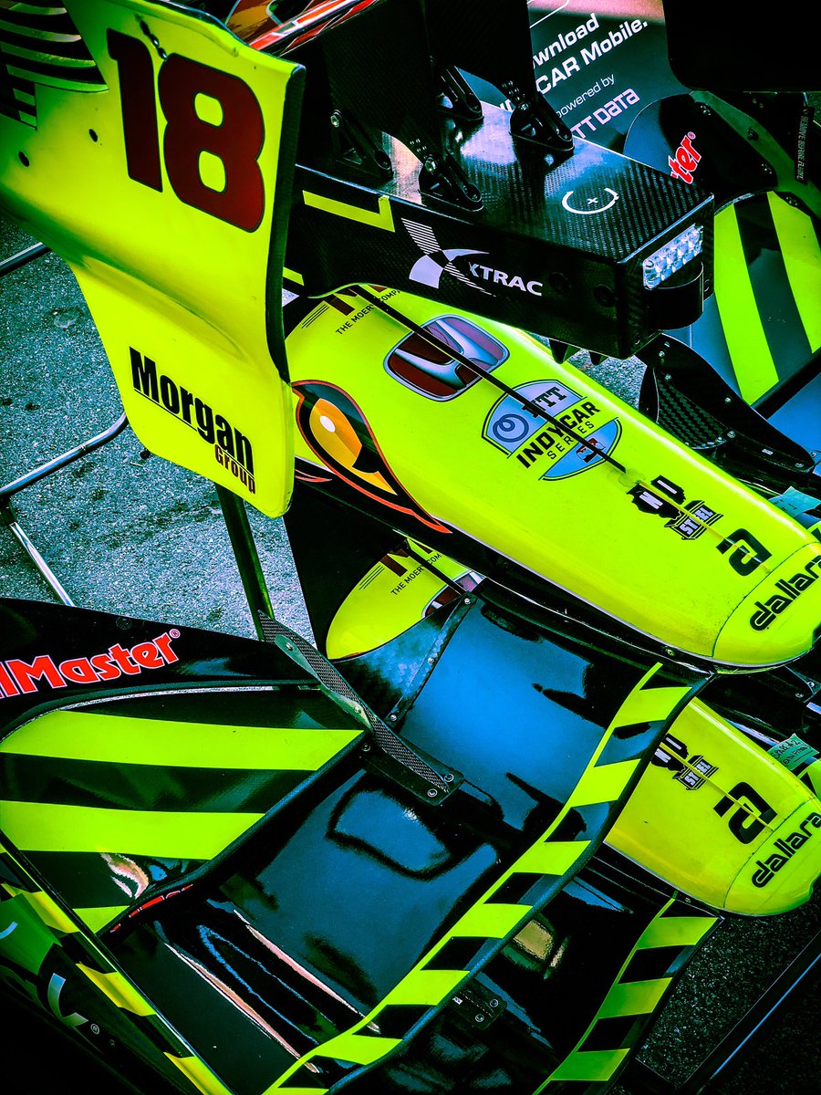 OFFICIAL STATEMENT // during yesterday's #FirestoneGP practice 2 @BourdaisOnTrack tweaked his neck. He will do one run in this morning's practice, during which time the team will evaluate his status. #INDYCAR