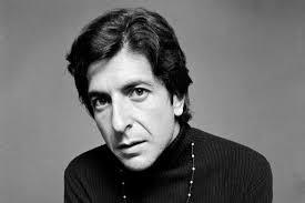 September 21, 1934: Happy Birthday to Leonard Cohen!  Who hasn\t heard his songs? Suzanne! Hallelulia!
