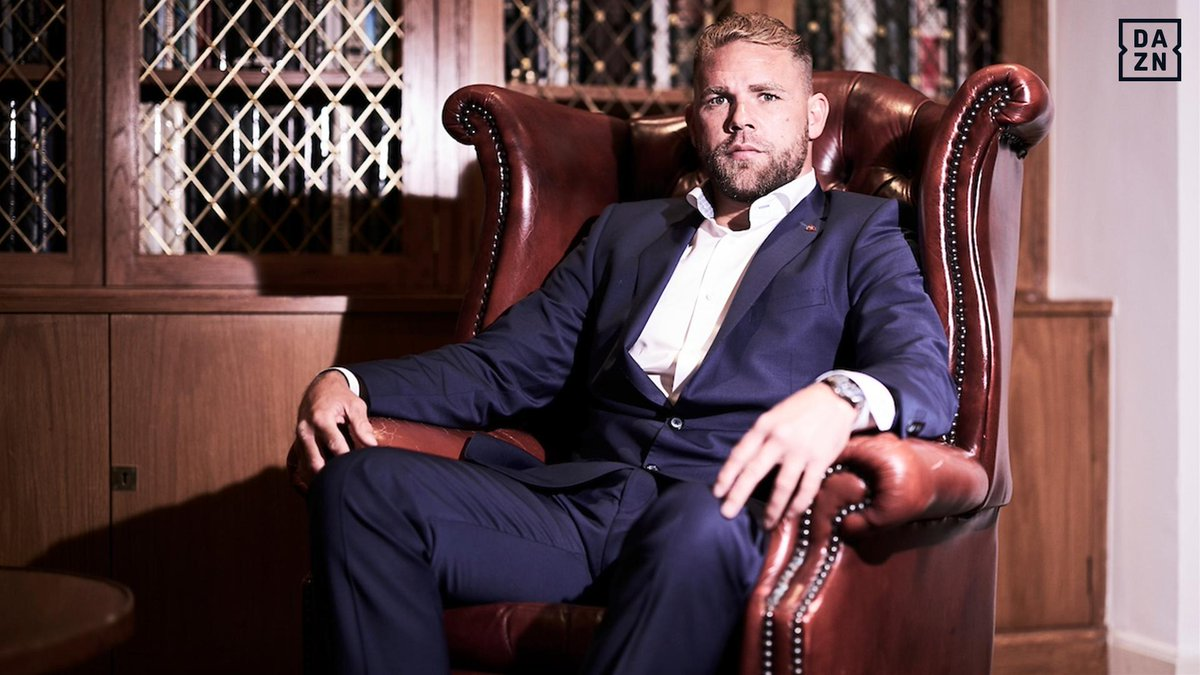 On November 9, @bjsaunders_ will make his United States debut 🇺🇸✨  Who do you want to see him fight at @STAPLESCenter? 🤔