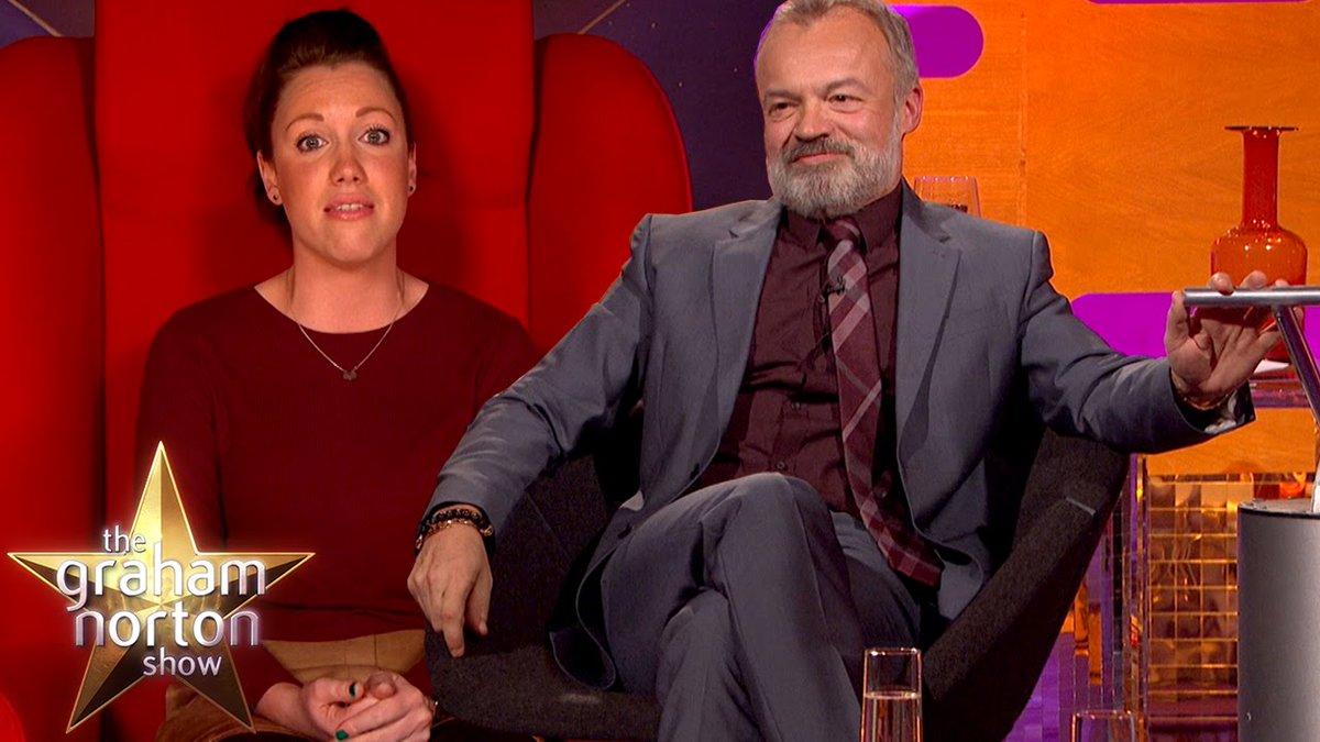 Red Chair Story Goes Too Far - The Graham Norton Show - https://t.co/MFLIgjB3op #GrahamNorton #comedy https://t.co/zCkkQxh8qj