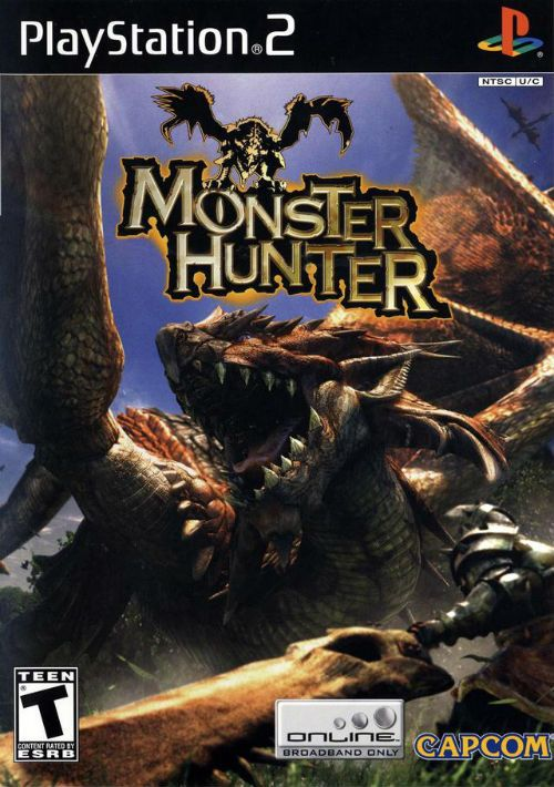 Monster Hunter first released in North America on this day in 2004, kicking off Capcoms now huge co-op driven RPG series.