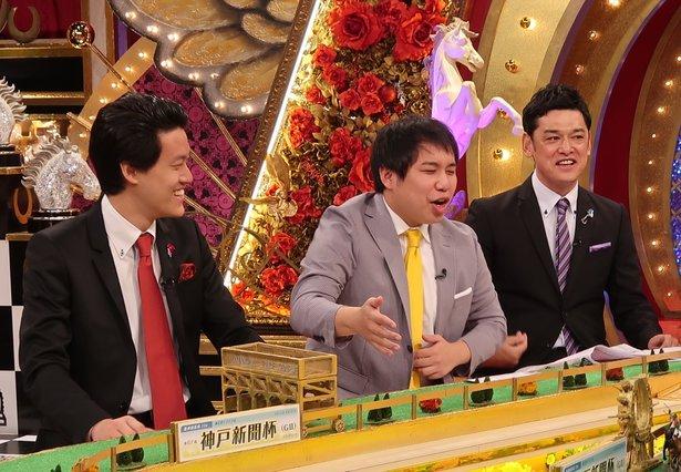 霜降り明星、競馬番組「うまンchu」を卒業 粗品「いい意味で一番ふざけられる番組だった」 (1/3) - ザテレビジョン https://t.co/o0XsyXmiBd #競馬
