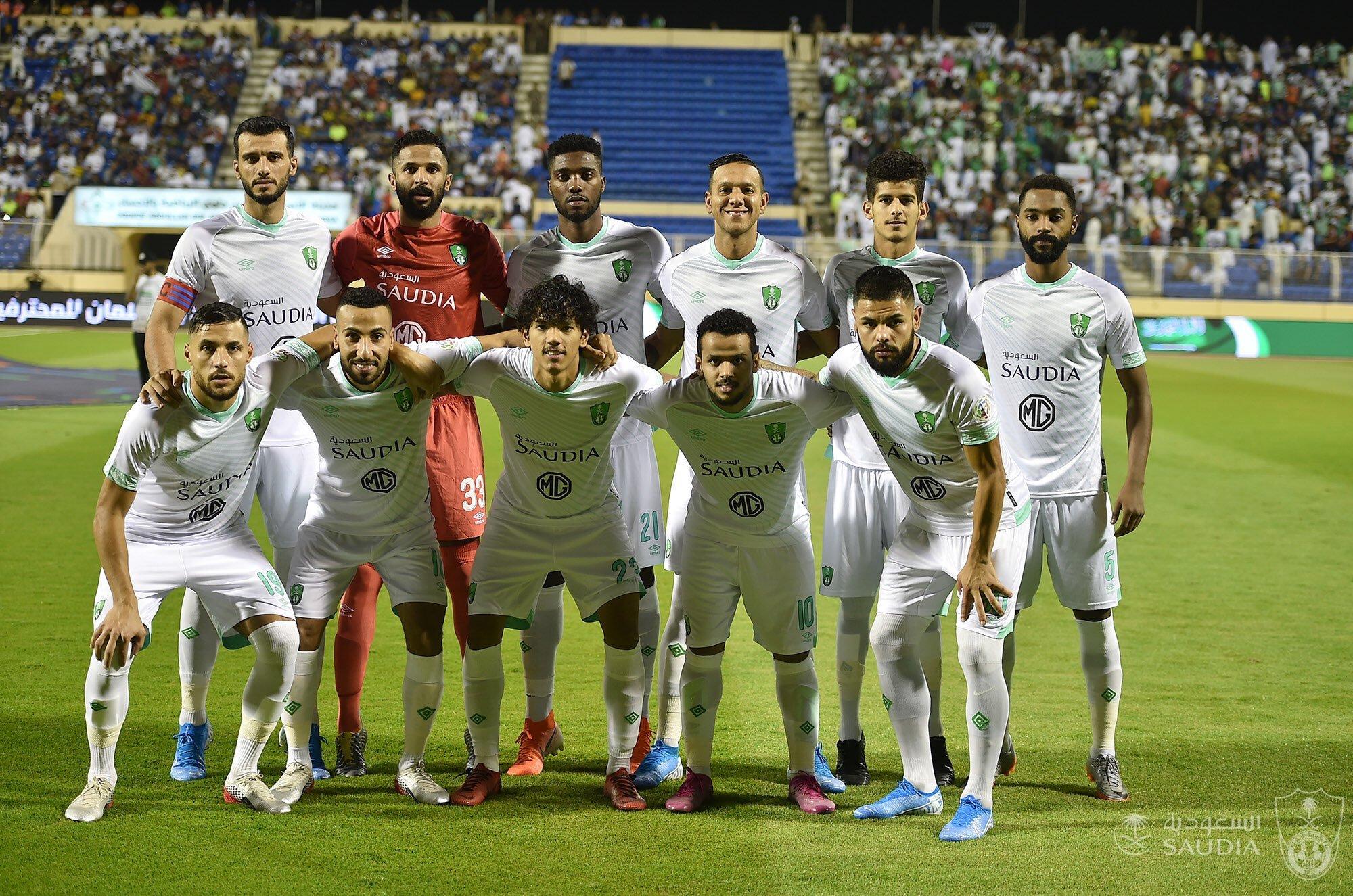 الاهلي السعودي يحقق فوزه الثاني في البطولة على حساب الفتح