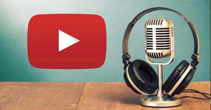 Cómo escuchar cualquier canal, vídeo o lista de reproducción de YouTube como un podcast