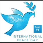 Image for the Tweet beginning: Today we pray for peace...