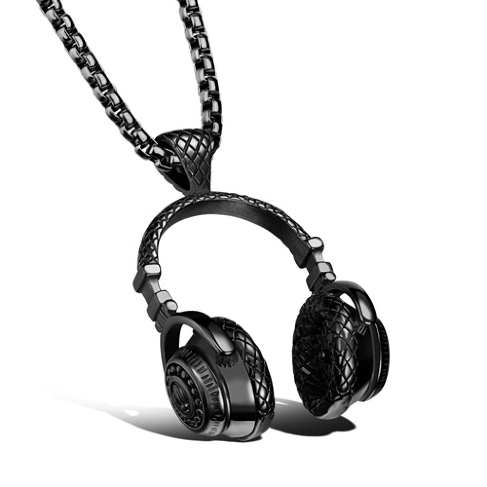 #luxurywatch #watchmania Men's Headphones Pendant Necklace https://t.co/vR0wM9Tlkv