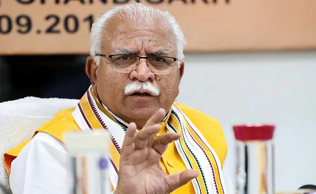 Manohar Lal Khattar confident of BJP crossing 75-mark in Haryana polls.https://www.ndtv.com/india-news/opposition-divided-in-haryana-bjp-will-cross-75-mark-in-assembly-polls-manohar-lal-khattar-2104977…
