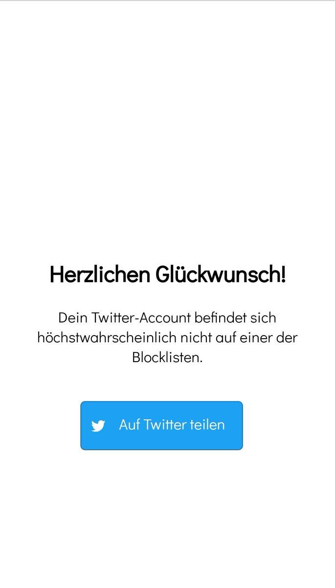 Oh nein, was muss ich tun?  #AfDblockt <br>http://pic.twitter.com/YljxoO6MnZ