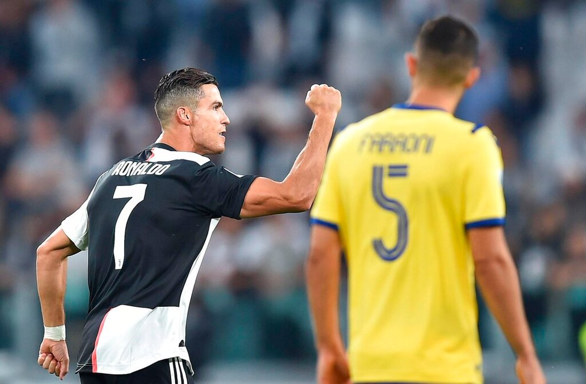 Video: Juventus vs Hellas Verona Highlights