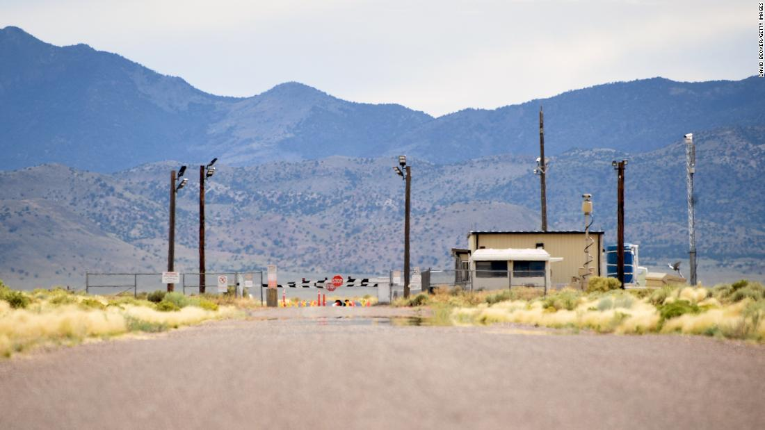 What really goes on inside the mysterious Area 51? Here's what we do know. https://cnn.it/2ADMgnr