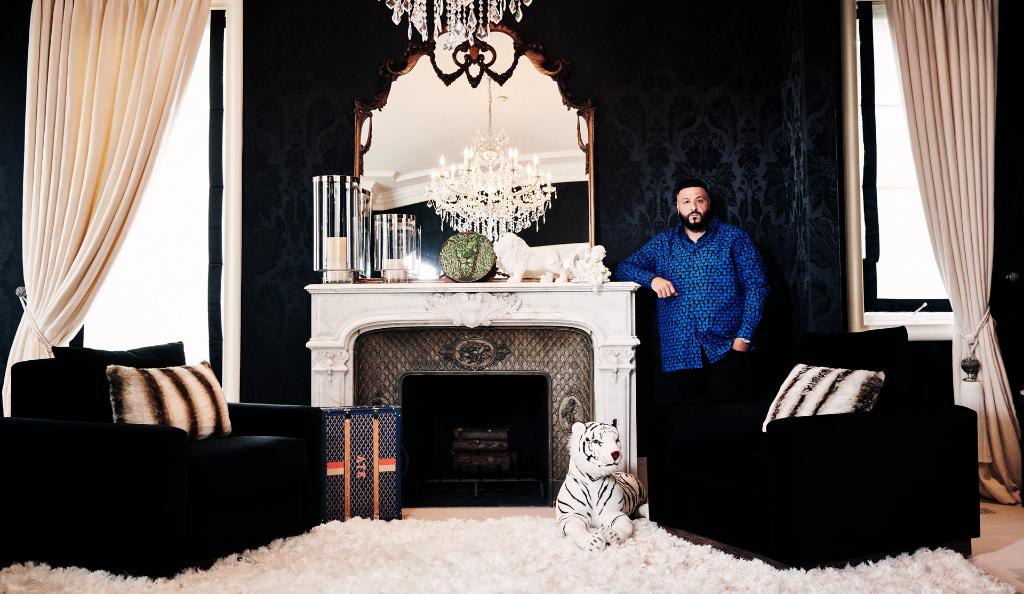 How DJ Khaled overcame his fear of flying and earned $67 million in 2 years: http://on.forbes.com/601816Kan