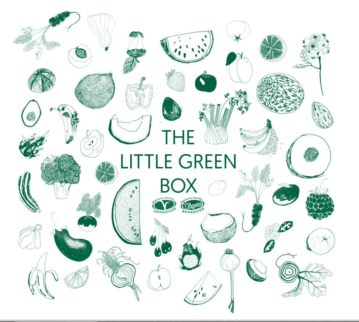 Not only does our #LittleGreenBox contain 13 veggie and vegan treats, we've also added an envelope packed full of vouchers to help students with their first shop! If your'e at @Liverpooljohnmoors @UniofNottingham@sheffielduni look out for a free veggie pie from@pieminister 🌿