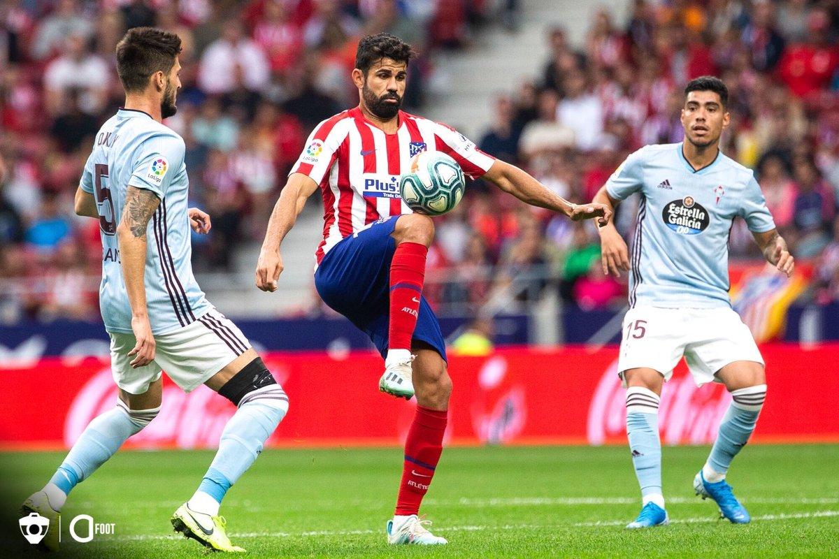 Video: Atletico Madrid vs Celta de Vigo Highlights