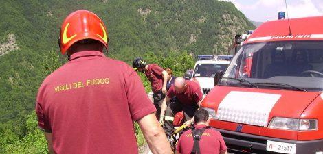 Motociclista ferito in una zona impervia, salvato dal 118 e dai vigili del fuoco - https://t.co/CB0W5O9RxB #blogsicilianotizie