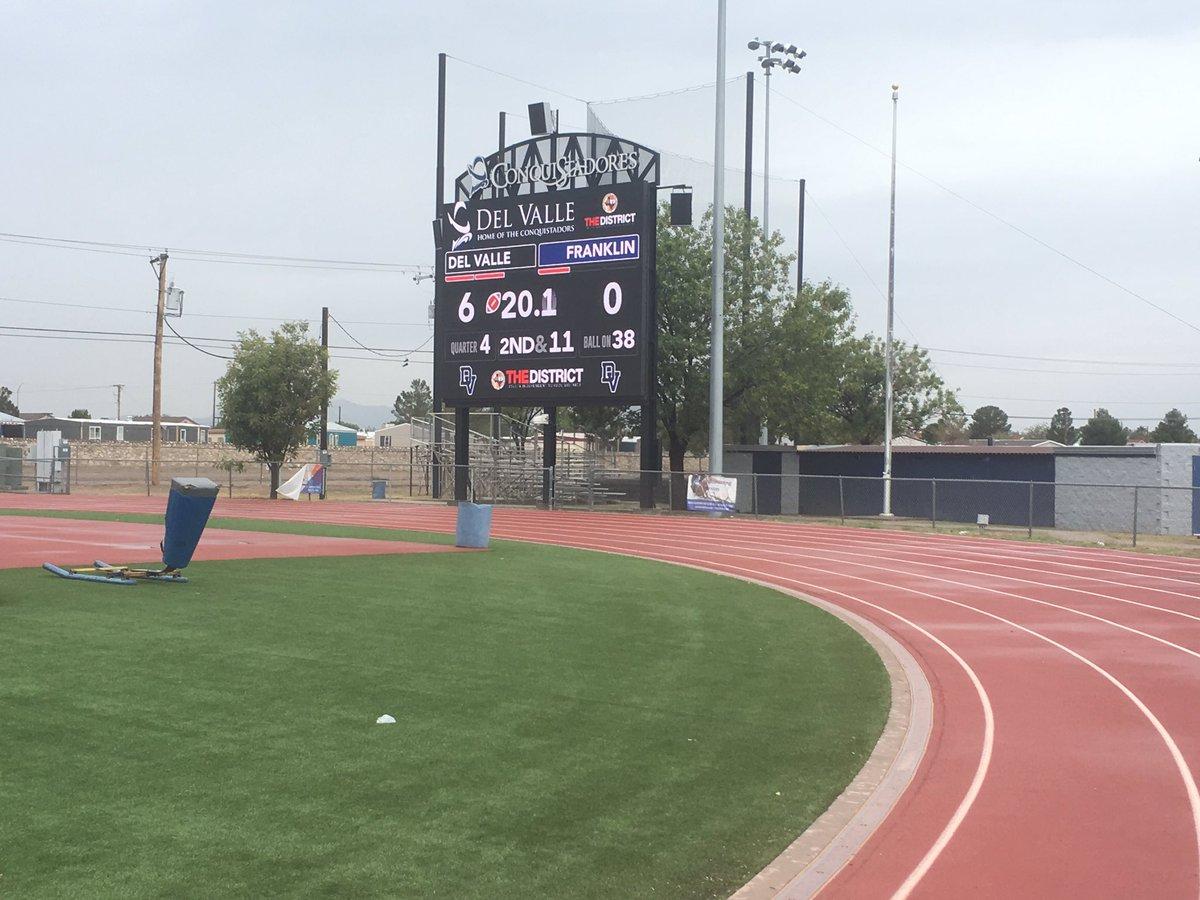Our JV team pulled through vs Franklin! @DVHSYISD