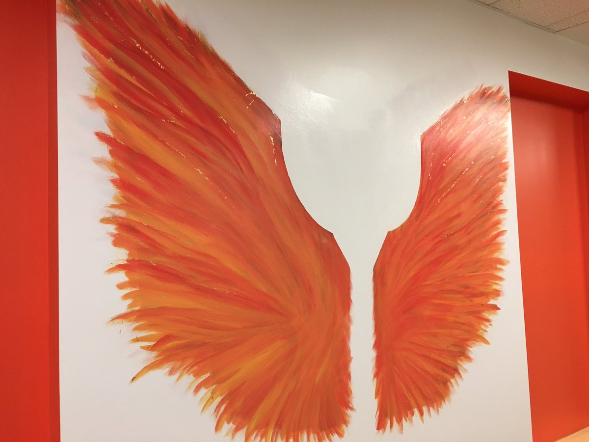 The wings are almost ready for you to try on <a target='_blank' href='http://twitter.com/DHMiddleAPS'>@DHMiddleAPS</a> students!  Love all the amazing talent in this building!  Thanks Ms. Japec - you ROCK!  <a target='_blank' href='http://search.twitter.com/search?q=DHMSbelongandbecome'><a target='_blank' href='https://twitter.com/hashtag/DHMSbelongandbecome?src=hash'>#DHMSbelongandbecome</a></a> <a target='_blank' href='https://t.co/k2fXkG0WNU'>https://t.co/k2fXkG0WNU</a>