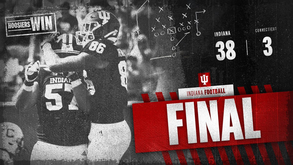 That's the game. ⚪️🔴