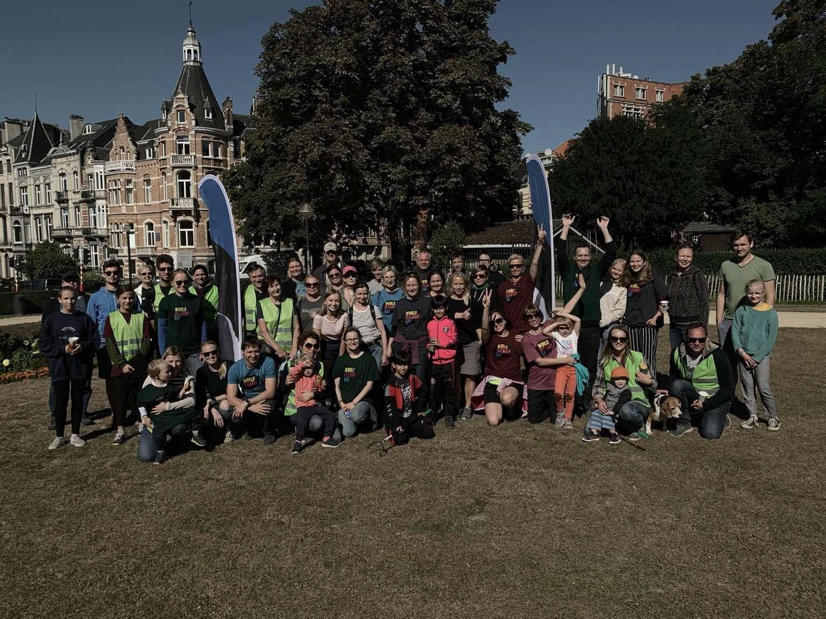 It´s #WorldCleanUpDay 2019 & #Estonians 🇪🇪 joined forces to do their bit for the #environment…