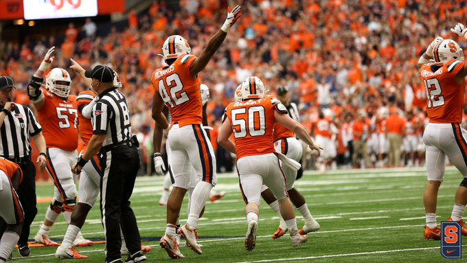ORANGE GAME DAY: Syracuse takes on Western Michigan in the Dome (preview, media & info)