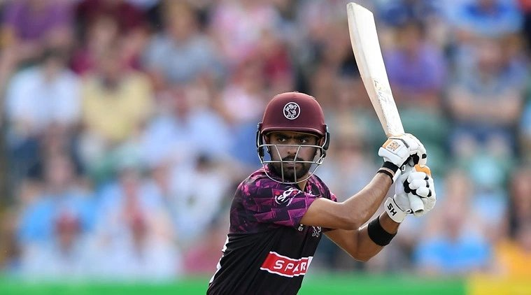 With this year's T20 Blast about to finish, Babar Azam finishes as the top runscorer in the tournament with 578 runs, at an average of 52.54 and a strike-rate of 149.35 #T20Blast2019 #Cricket