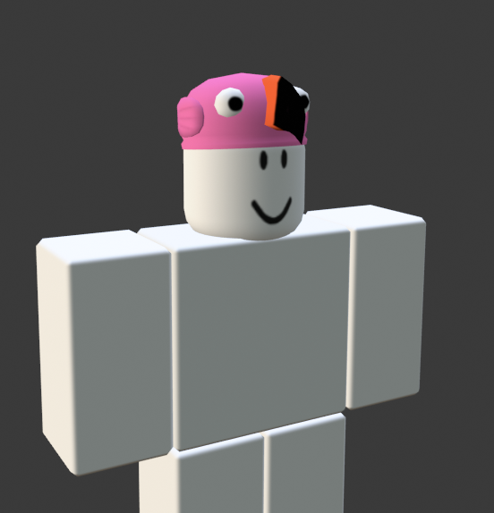 Flamingo Beanie Hat Roblox Ablimity On Twitter My Twenty Seventh Hat For Ugc Name