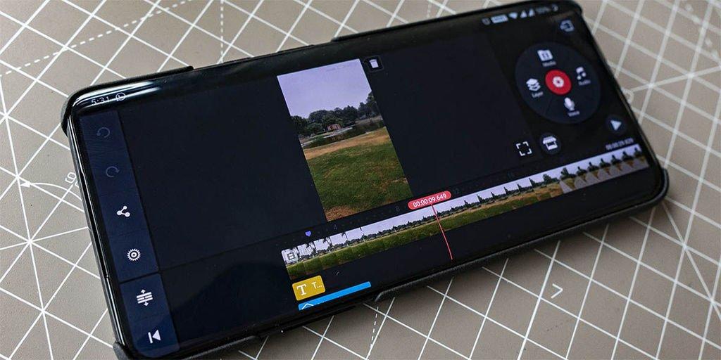 Aquí las 5 mejores aplicaciones de edición de vídeos para Android