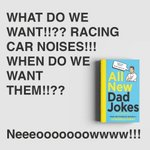Image for the Tweet beginning: All new dad jokes book