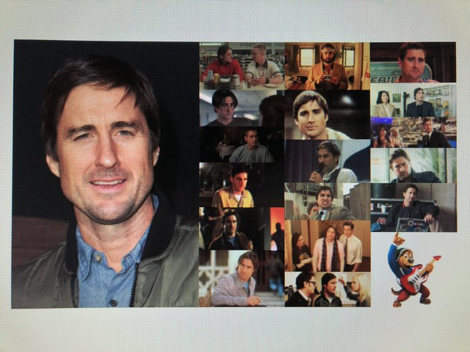 Happy 48th Birthday to actor and Owen Wilson and Andrew Wilson s younger brother, Luke Wilson!