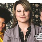 Image for the Tweet beginning: Interesting interview with Lucy Lawless