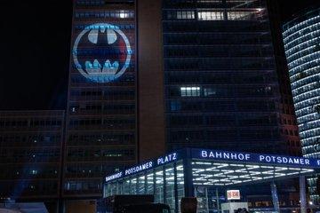 Simbol Betmena u Nemačkoj