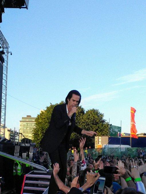 22.630 Days on Earth. Happy birthday Nick Cave.