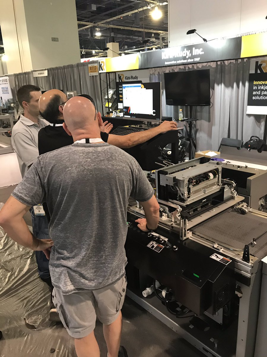 We are excited to participate with @Kirk-Rudy during #packexpo showcasing the new #PoweredbyMemjet Firejet 4c!  https://t.co/hIof92tmJr